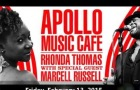 An Evening of Love, Rhythm & Soul at The Apollo Music Cafe