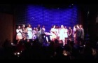 "Children's Aid Society Chorus sings ""Lean On Me"" with Sandra Reaves Phillips"