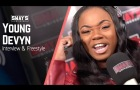Friday Fire Cypher: 16 Year Old Phenom Young Devyn Shreds The Mic