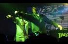 KRS ONE & BOOSHAY Freestyle In Miami