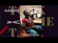 Flaev Beatz Debuts First Radio Interview in Orlando, Florida (98.5FM | The Wire!)