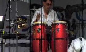 percussion solo- suzie ceasar