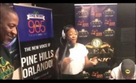 Clean Money Music Freestyle Cypher Friday's On 98.5FM Orlando