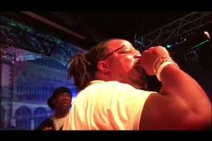 KRS One in Sarasota, Florida features Booshay