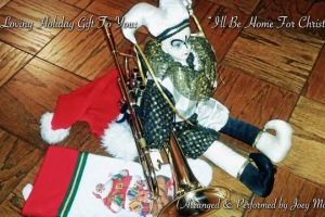 Joey Morant - I'll Be Home For Christmas