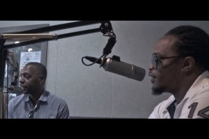 Booshay and 360EI President & CEO Don Fryson Clean Money Music™ interview with Daddy Phats 96.3 FM