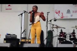 Sherlee Skai - Demon'w Yo (Harlem Week 2014)