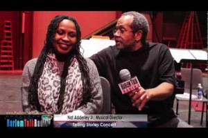 Paulette McWilliams Telling Stories Interview