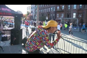Clean Money Music   JOSHUA LANDY   NYC Marathon 2018