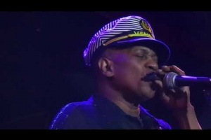 Captain at BB King Godfather Blues