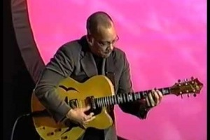 "Thelonious Monk Jazz ""Round Midnight"" guitar  - performance by Rodney Jones"