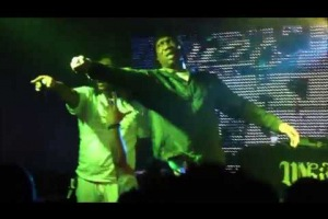 KRS ONE & BOOSHAY Freestyle In Miami