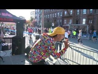 Clean Money Music   JOSHUA LANDY   NYC Marathon 2018