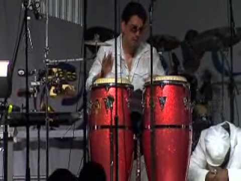 Percussion Solo Pablo Batista - Suzie Ceasar