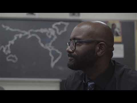 Detroit Teacher Effectively Engages and Educates Students and Community Through Hip-Hop Literacy