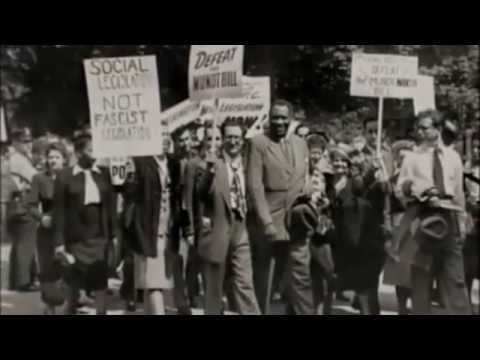 Never Bend the Knee - The Legacy of Paul Robeson