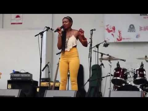 Sherlee Skai - Demon'w Yo (Harlem Week 2014)