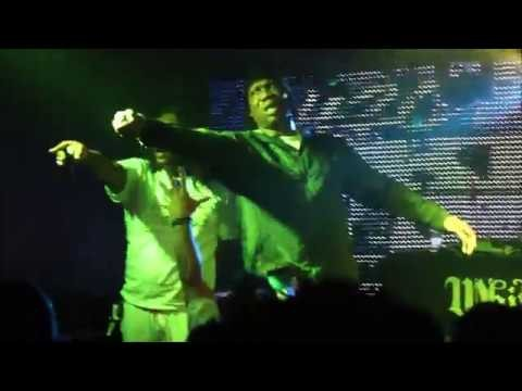 KRS ONE & BOBBY BOOSHAY FREESTYLE IN MIAMI