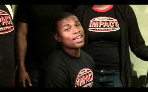 """IMPACT sings """"Grateful"""" from BEYOND THE LIGHTS"""