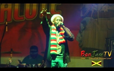 Ras Osagyefo Performs A Tribute to Peter Tosh